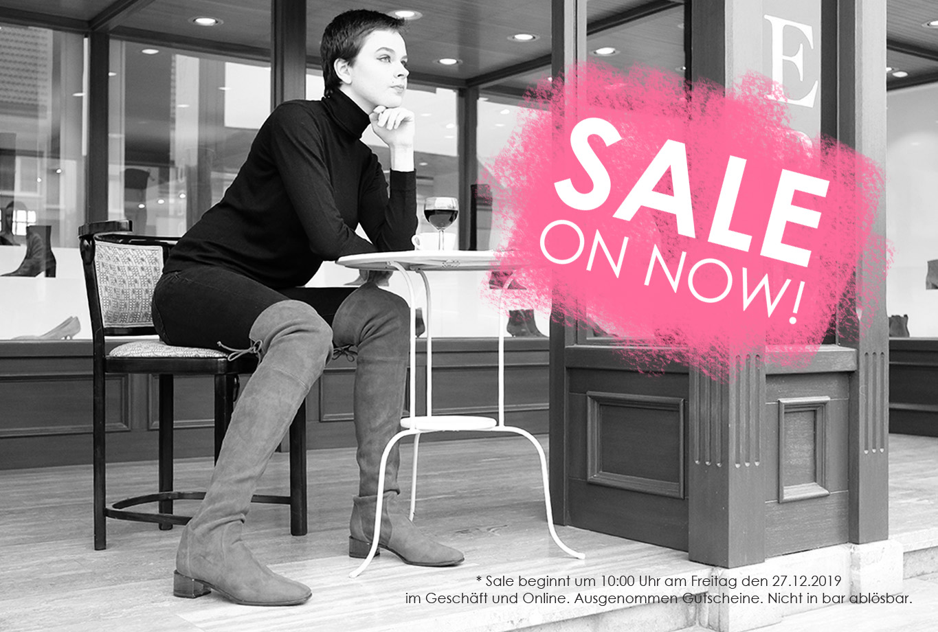 Sale bei Wunderl now on!